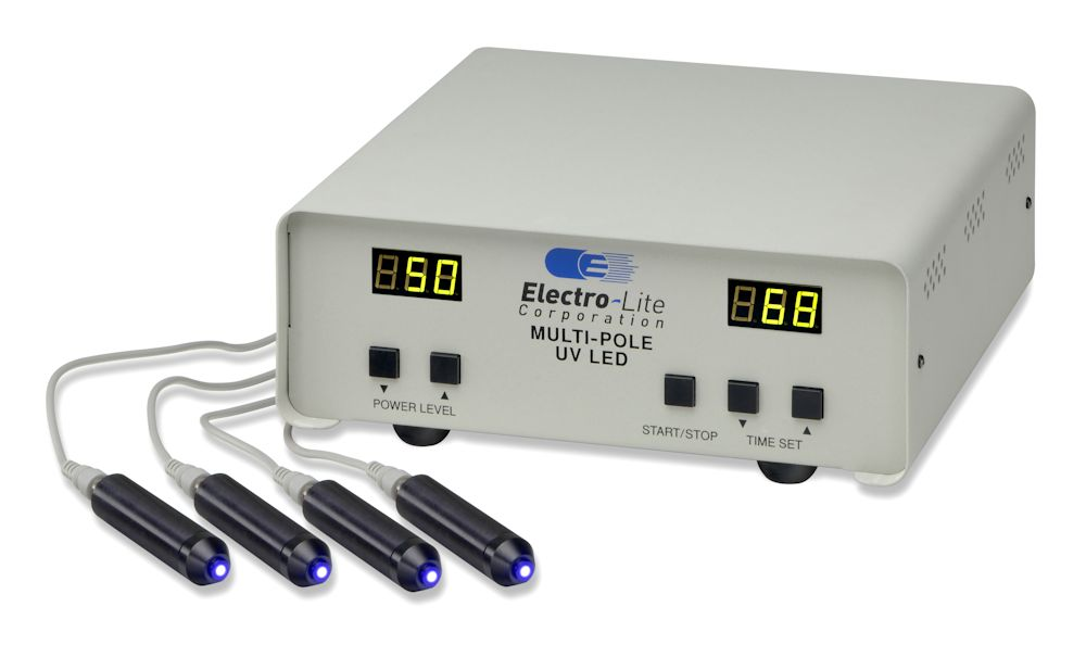 Electro-Cure Multi-pole UV LED Cure System